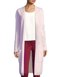ESCADA - Wool And Cashmere Cardigan - Lyst