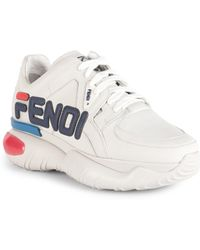 Fendi - Mania Sneakers - Lyst