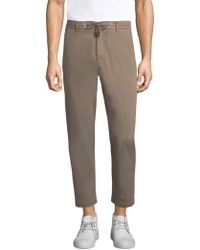 Eleventy - Canvas Joggers - Lyst