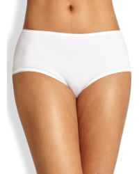 Hanro - Cotton Sensation Brief - Lyst
