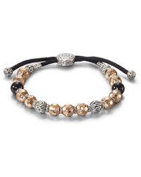 John Hardy - Palu Beaded Bracelet - Lyst