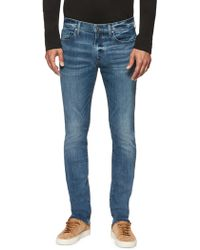 PAIGE - Lennox Modern Slim Jeans - Lyst