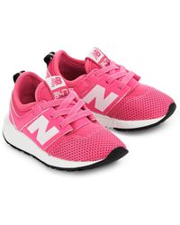 New Balance - Baby's & Little Girl's Lace-up Low-top Trainers - Lyst