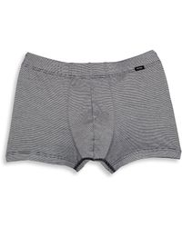 Hanro - Sporty Stripe Boxer Briefs - Lyst