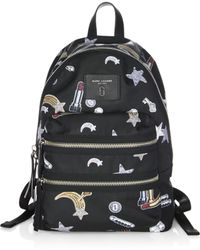 Marc Jacobs - Tossed Charm Backpack - Lyst