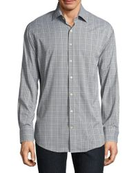 Peter Millar - Regular-fit Plaid Shirt - Lyst