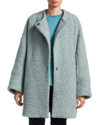 Rachel Comey - Trail Boucle Wool Coat - Lyst