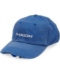Vetements - Weekday Cap - Lyst