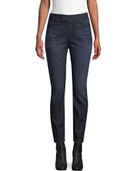 Eileen Fisher - Organic Cotton Jeggings - Lyst