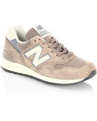 New Balance - 1400 Made In Usa Low-top Trainers - Lyst