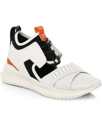 PUMA - Fenty Avid Cutout Sneakers - Lyst
