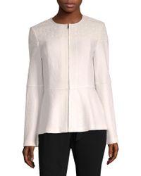St. John - Knit Jacket - Lyst