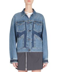 Maison Margiela - Denim Jacket - Lyst