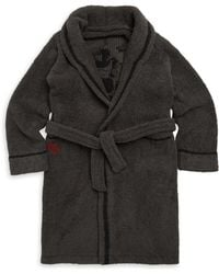 Barefoot Dreams - Boy's Mickey Mouse Flannel Robe - Lyst