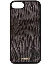 Vianel - Lizard Iphone 7 Case - Lyst