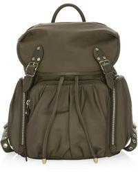MZ Wallace | Medium Marlena Backpack | Lyst