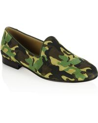 Del Toro - Prince Camouflage Slippers - Lyst