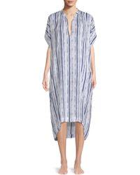 Cool Change - Teegan Tunic Dress - Lyst