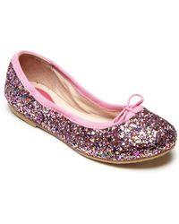 Bloch - Girl's Sparkle Ballet Flats - Lyst