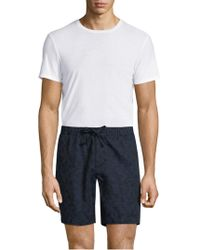 Bonobos - Printed Beach Shorts - Lyst