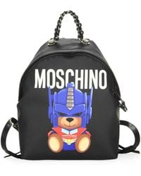 Moschino | Camouflage Backpack | Lyst