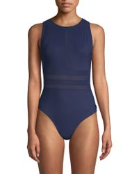 Shan - One-piece Do You Think I'm Sexy Swimsuit - Lyst