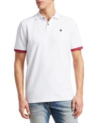 G-Star RAW - Rc Core Polo Shirt - Lyst