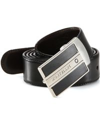 Montblanc - Rectangular Buckle Belt - Lyst