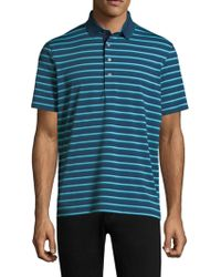 Greyson - Massapequa Modern Tailored-fit Embellished Polo - Lyst