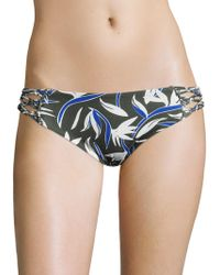 Mikoh Swimwear - Mililani Bikini Bottom - Lyst