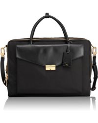 Tumi Erin Leather Trim Briefcase