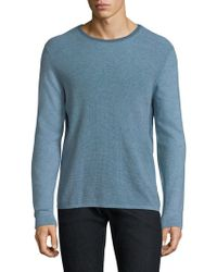 Zachary Prell - Lakeside Cotton Sweater - Lyst