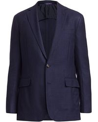 Ralph Lauren Purple Label Hadley Two-button Jacket