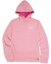 Vineyard Vines - Little Girl's & Girl's Long-sleeve French Terry Whale Hoodie - Lyst