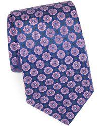 Charvet - Peony Silk Tie - Lyst