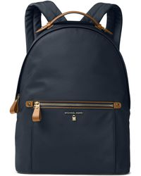 6cce79aeac46 Michael Michael Kors Kelsey Large Backpack in Black - Lyst