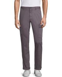 Strellson - Kit Medium-fit Cargo Pants - Lyst
