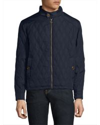 Rainforest - Cabot Quilted Jacket - Lyst