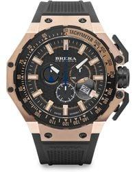 Brera Orologi - Gran Turismo Chronograph Watch - Lyst