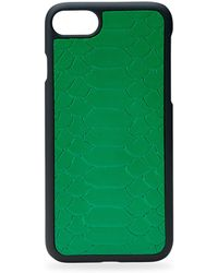 Gigi New York - Leather Iphone Case 7 - Lyst