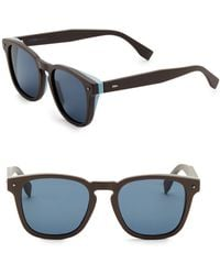 2a1c5fb1afb08 Louis Vuitton Gold   Z0846u Starship Aviator Sunglasses in Brown for ...
