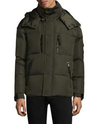 Sam. - Storm Quilted Down Jacket - Lyst