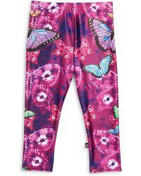 Terez - Girl's Butterfly Print Leggings - Lyst