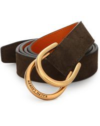Polo Ralph Lauren - Stirrup D-ring Belt - Lyst