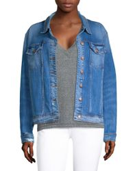 Joe's | Boyfriend Denim Jacket | Lyst