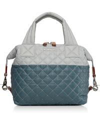 MZ Wallace - Small Sutton Quilted Satchel - Lyst