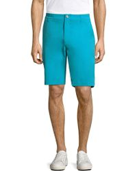 AG Green Label - Basic Tech Shorts - Lyst