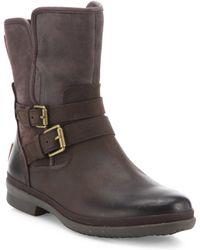 UGG - Simmens Waterproof Belt Boots - Lyst