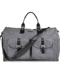 Hook + Albert - Top Handle Duffel Bag - Lyst