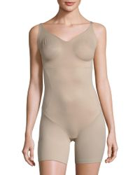 Tc Fine Intimates - Back Magic Bodysuit - Lyst